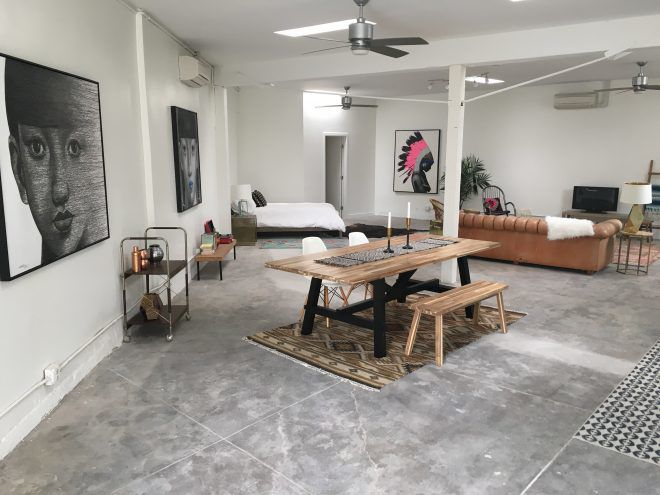 For Sale: Reduced – Priced to Sell! Creative Live/Work Studio in Highland Park