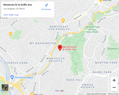Griffin and Montecito Heights