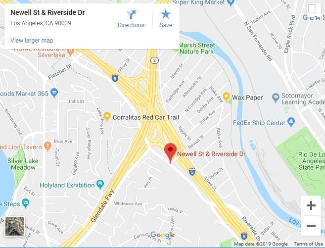 Teenage pedestrian killed in Riverside Drive collision