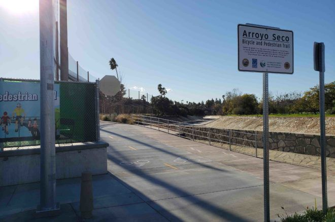 Closing the gap between the South Pasadena and L.A. bike paths