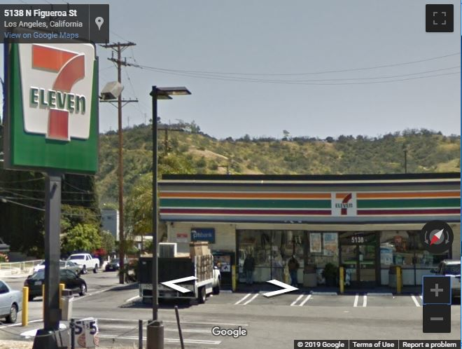 Highland Park robbers hold up Figueroa Street 7-Eleven [updated]