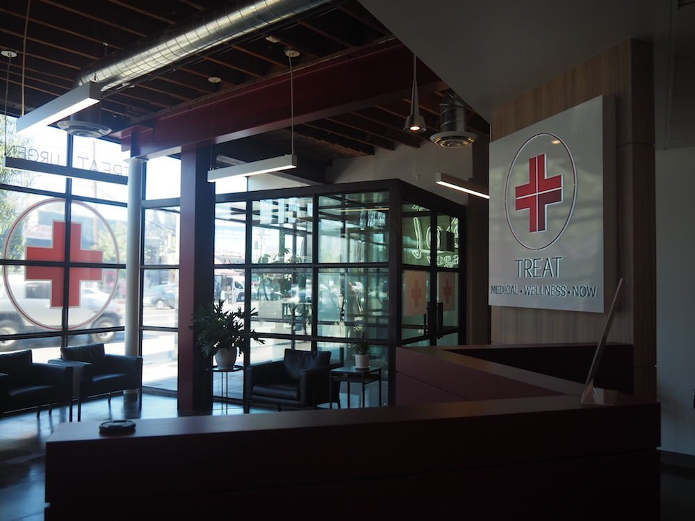 Echo Park's new Urgent Care and Wellness Center is a Treat!