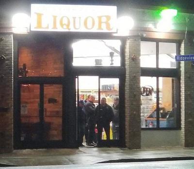 Test Police investigating Eagle Rock liquor store burglary