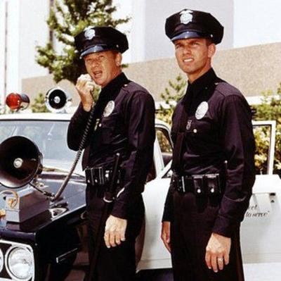 ADAM-12 copsy Pete Malloy and Jim Reed