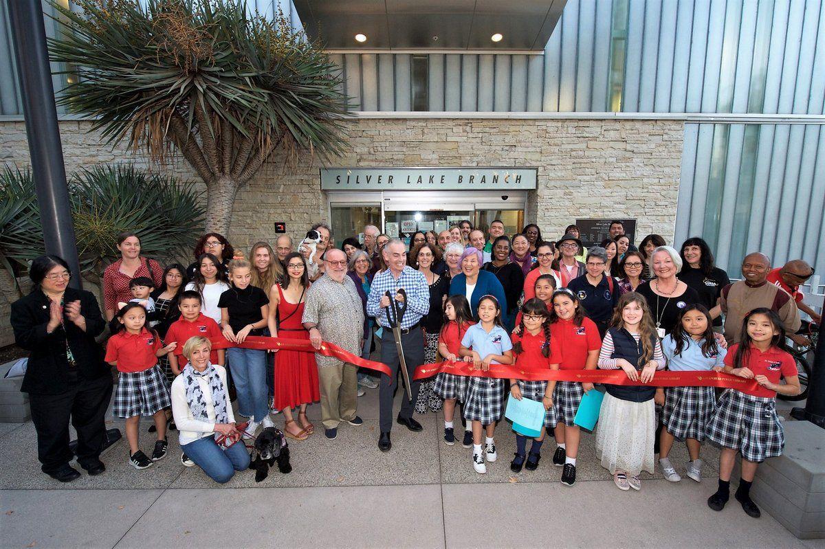 2019 Silver Lake Branch Library Ribbon Cutting