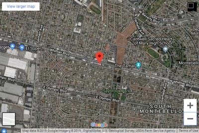 Man shot dead in East L.A. alley