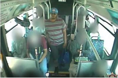 Man charged with attempted murder over East L.A. bus stabbing