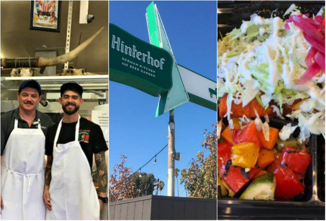 2018 in Food & Drink: Mesoamerican cuisine in Boyle Heights: Highland Park vegan beer garden; Brooklyn Bagel returns