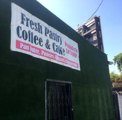 Former La Espiga bakery Echo Park