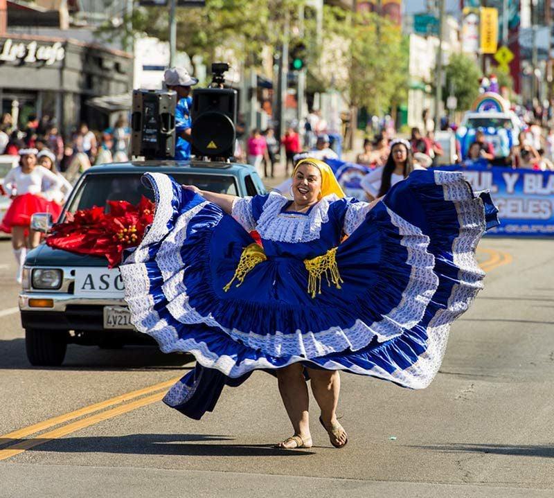 Celebrate The Holiday Season at the Echo Park Community Parade