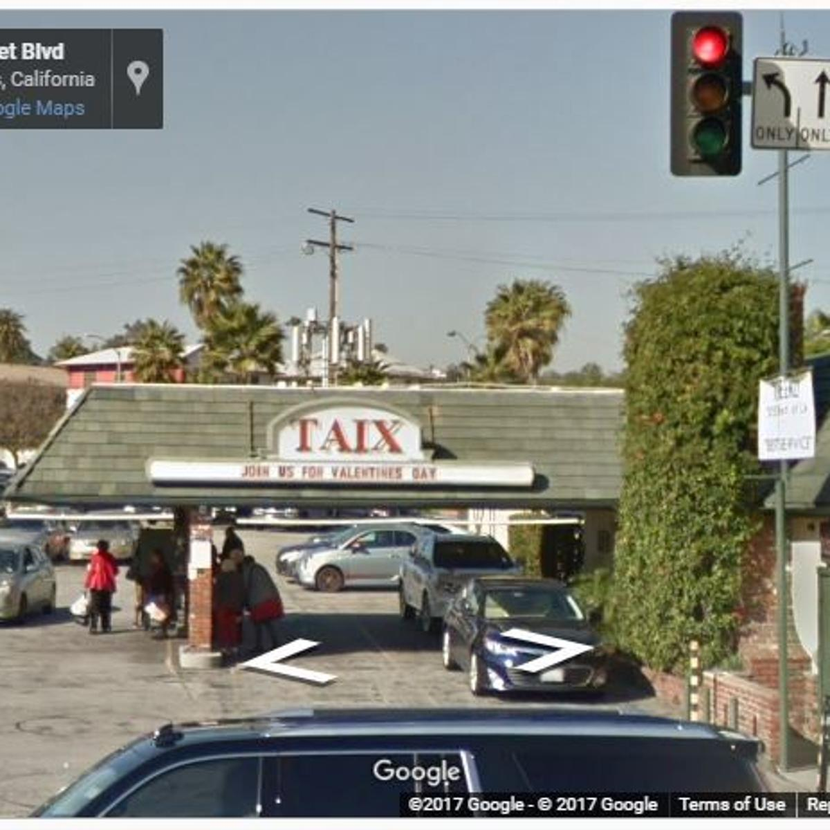 How do you pronounce the name of Echo Park's 'Taix