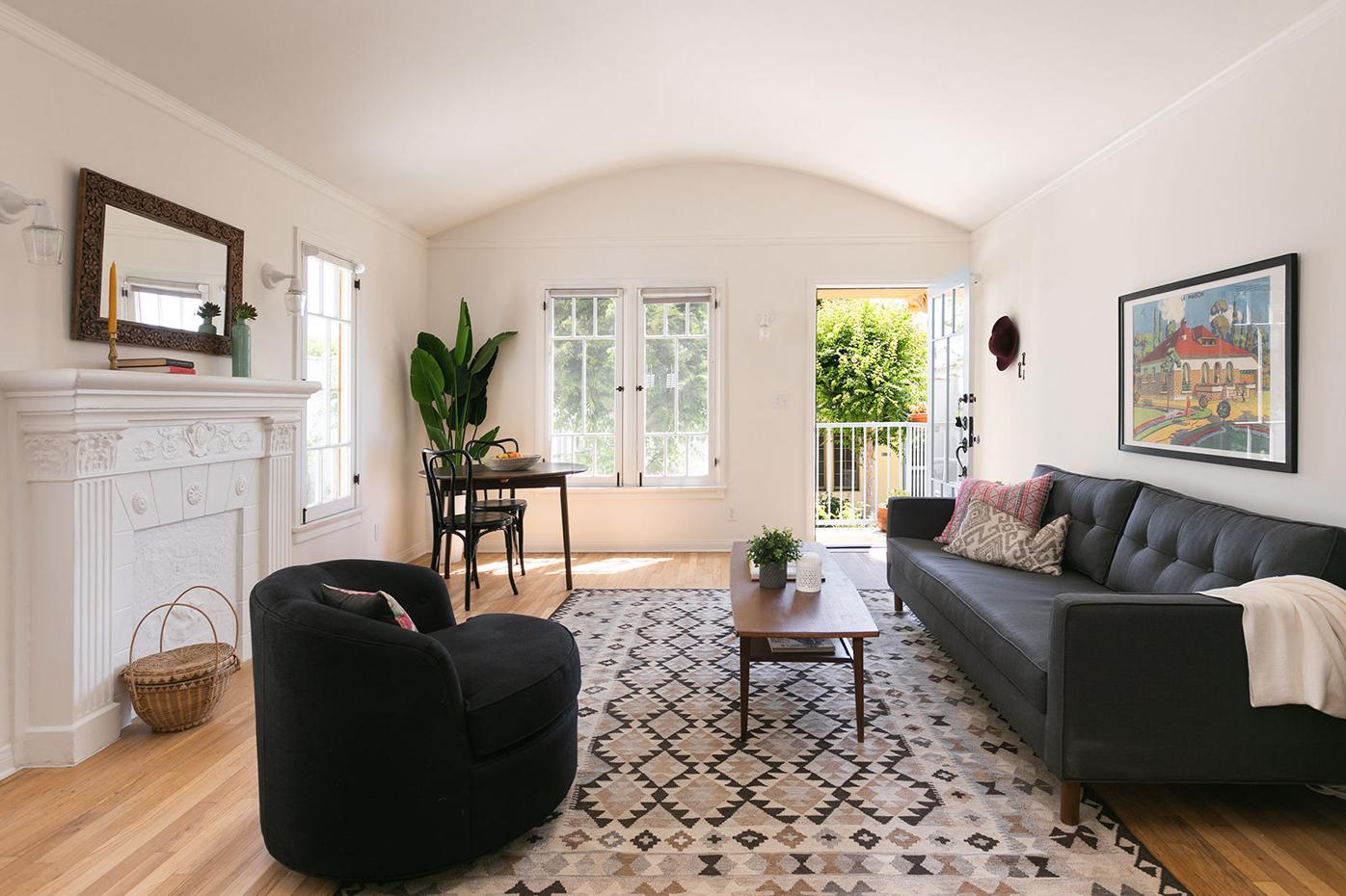 Photo: Charming Home in Historic Silver Lake Bungalow Court