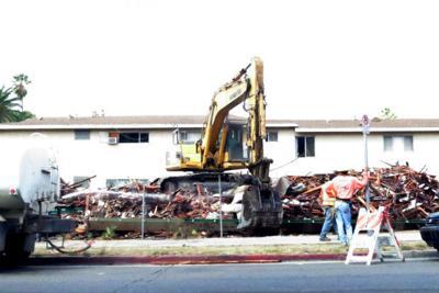 Going, Going, Gone: Echo Park Craftsman demolished