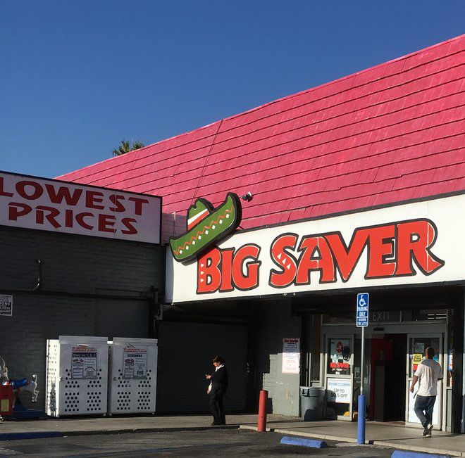 Cypress Park Big Saver store