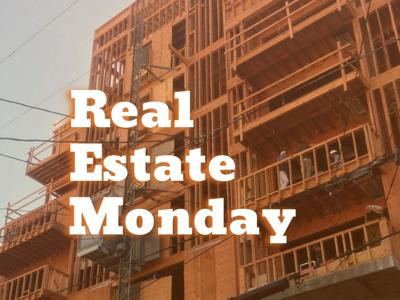 Real Estate Monday Cover