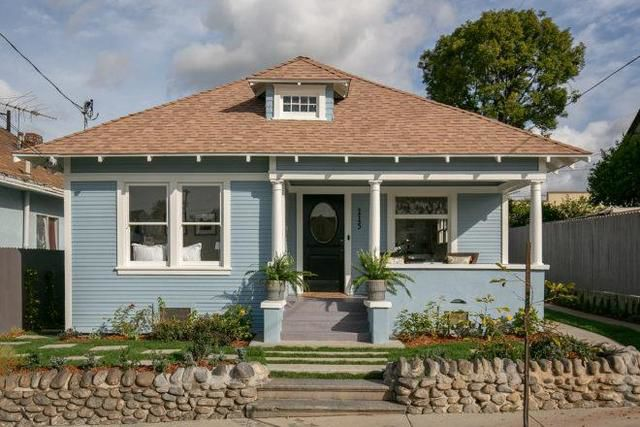 renovated lincoln heights bungalow