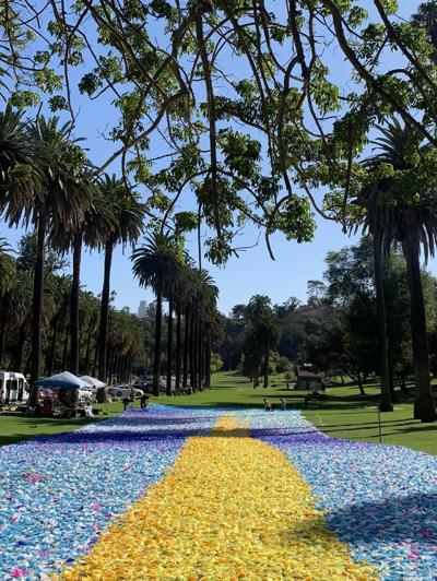 Visions in Motion takes shape in Elysian Park