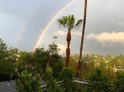 Elysian Heights Double Rainbow