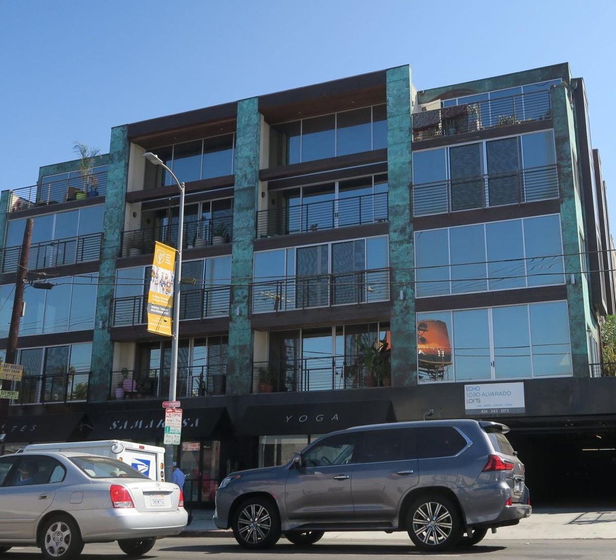 1030 Alvarado Street - Echo 1030 Live/Work Lofts