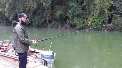 Catfishing Photo