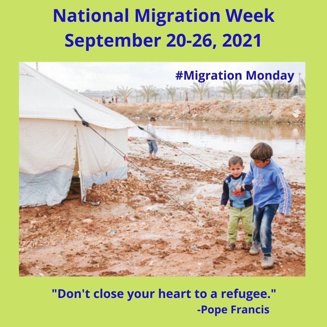 migration week