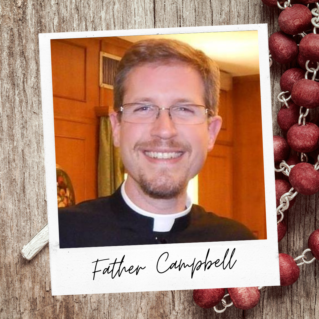 Father Brian Campbell