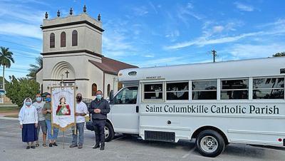 St. Margaret's new bus