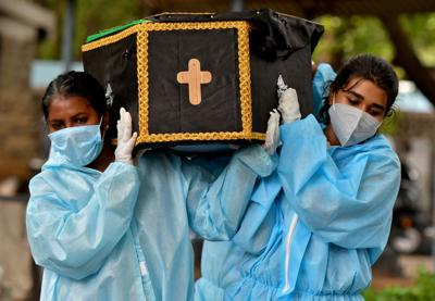 HEALTH-CORONAVIRUS/SOUTH ASIA-CASES