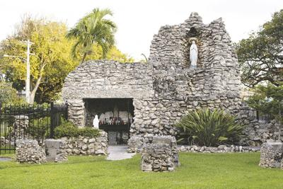Key West basilica: a treat for pilgrims, history buffs