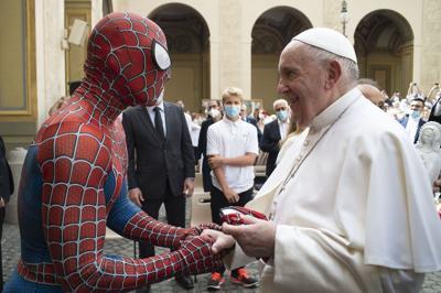 POPE-AUDIENCE-GALATIANS