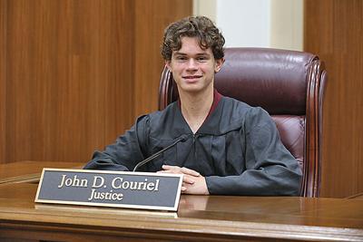 Mock judge