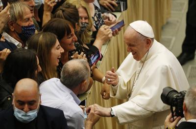 POPE-AUDIENCE-TRIP