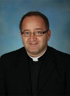 Father Andrzej 'Andrew' Pietraszko
