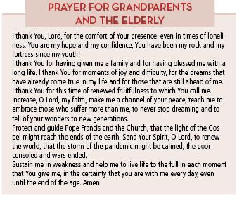 grandparents prayer