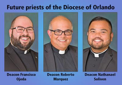 3 TD to be priests