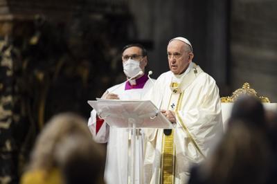 POPE-EUROPEAN-BISHOPS