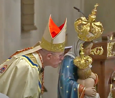 Holy See joins Florida's Mother Diocese in honoring Our Lady of La Leche