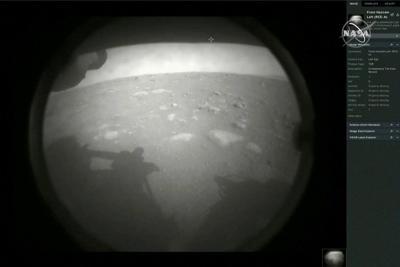 VATICAN-ASTRONOMERS-MARS