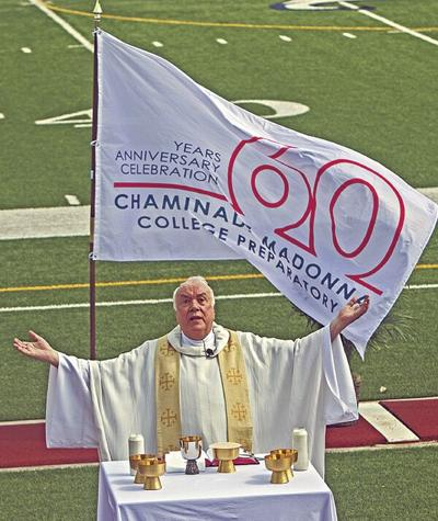Chaminade 60th priest