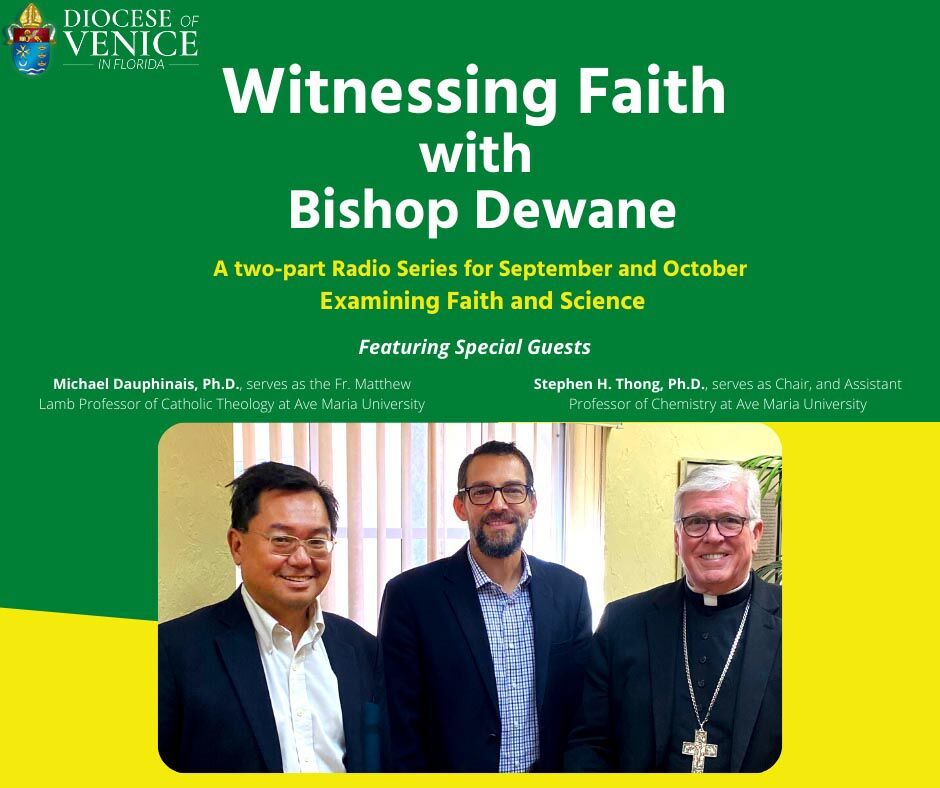 Witnessing Faith (Faith & Science)Facebook Post