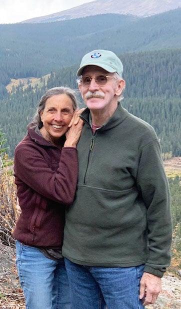 Jean and Jim Moloney