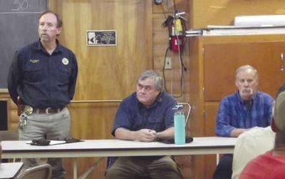 Harris park meeting