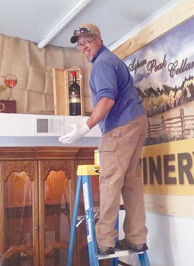 Aspen Peak Cellars opens new temporary tasting room