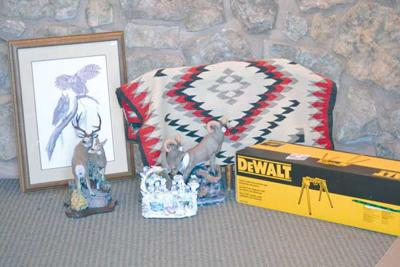 Some auction items