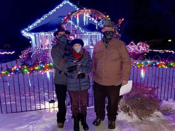 Best Residential Holiday Lights