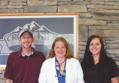 Crow Hill Pet Hospital opens