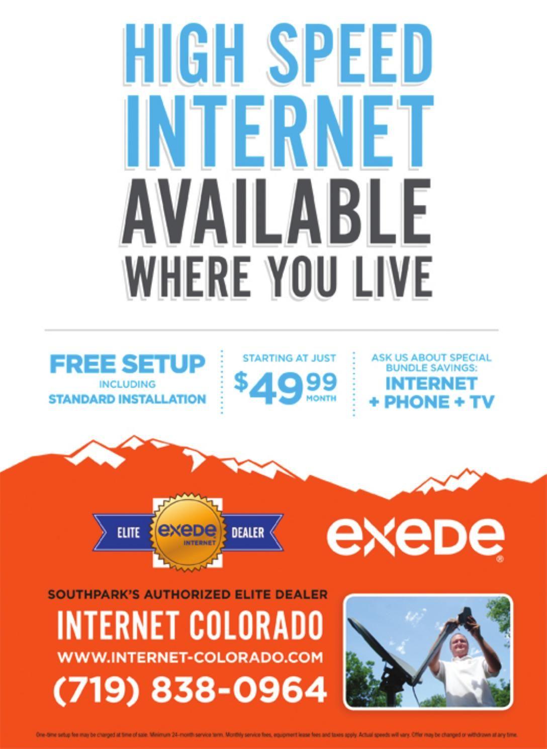 Exede internet