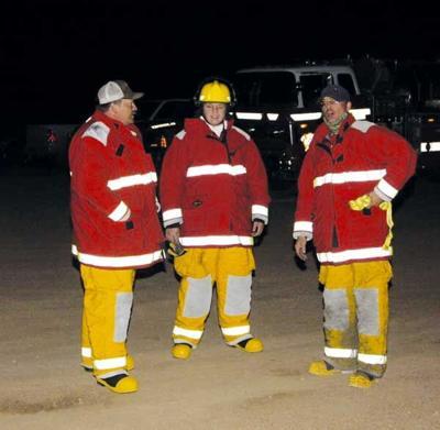 LGFPD Firefighters