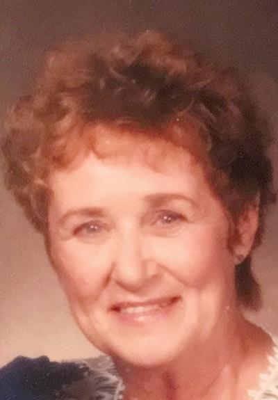 """Patricia Ann """"Pat"""" Gabel"""