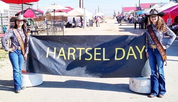Hartsel Day